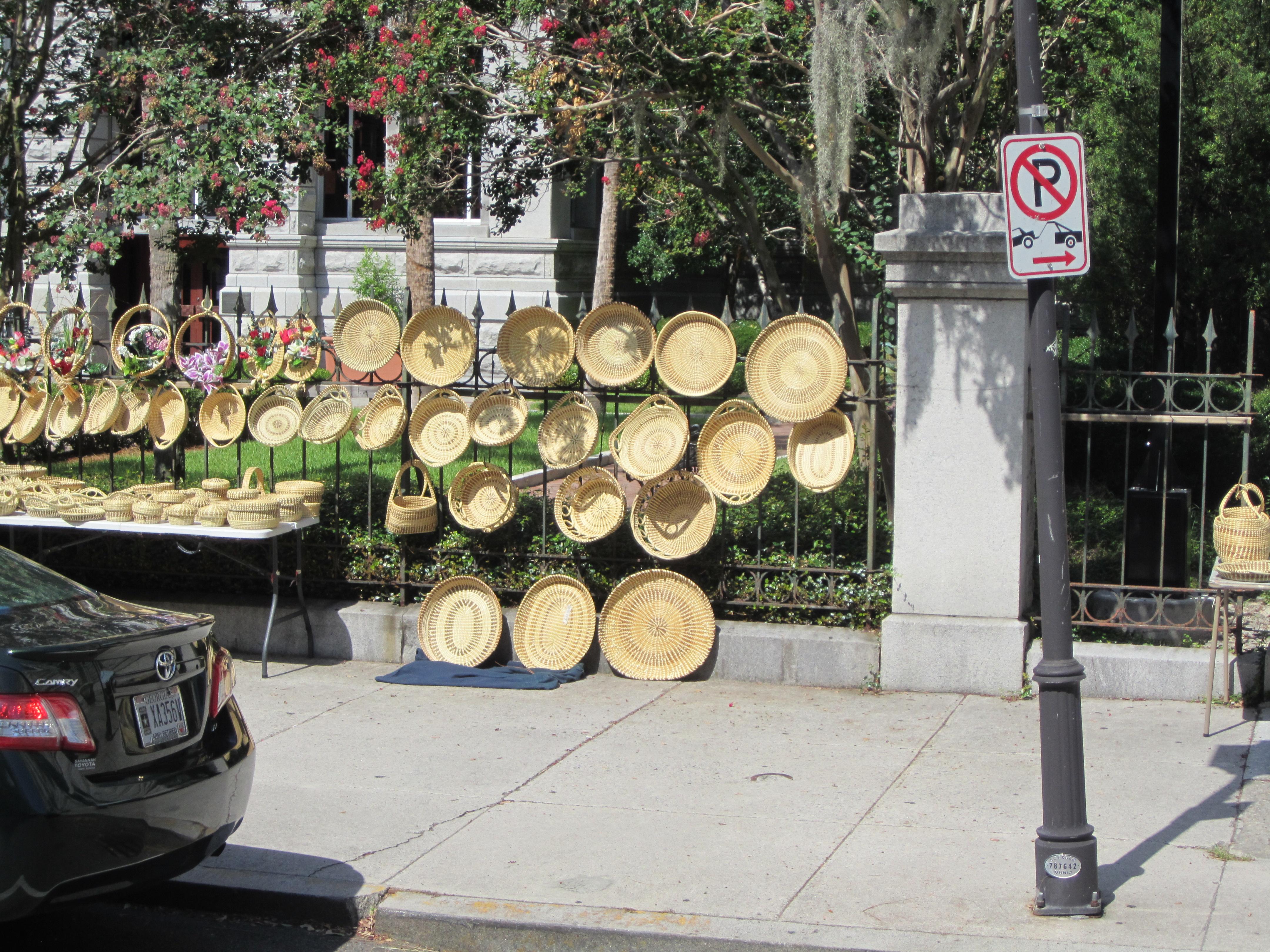 Handmade Baskets In Charleston : Charleston sc galley kitchen gal