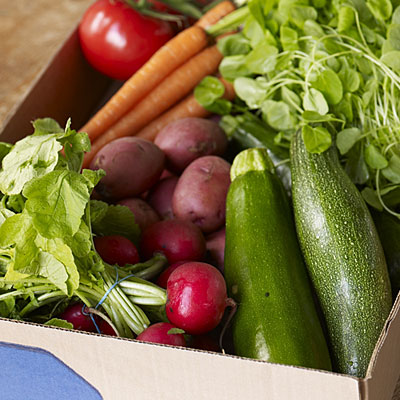 Image sourced from jaebermannutrition.com. This could be you! (Well, your box of veggies, unless you plan on transforming into some greenery.)